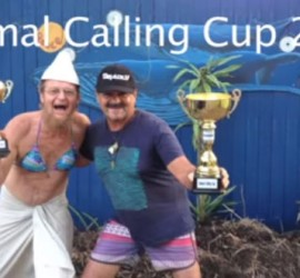 Animal-Calling-Cup